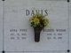 Profile photo:  Davis