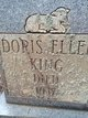 Doris Ellen King
