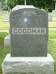 Gussie <I>Henochsberg</I> Goodman