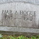 Paul A. Hogue