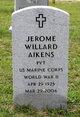 Jerome Willard Aikens