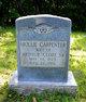Profile photo:  Mollie <I>Carpenter</I> Clore
