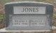 Profile photo:  Blance E. Jones