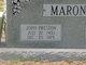 John Preston Maroney Sr.