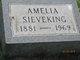 Profile photo:  Amelia Sieveking
