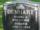 Profile photo:  Daniel John Denhart