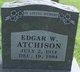 """Edgar William """"Ed"""" Atchison"""