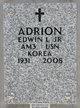 Edwin Lester Adrion, Jr