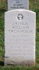 Profile photo:  Arthur William Kronholm
