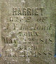 Harriet <I>Kiff</I> Dumond