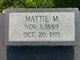 Mattie Marshall Eldredge