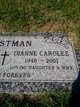 Dianne Carolee <I>Cordle</I> Westman