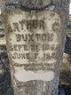 Arthur C Buxton