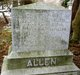 Margaret <I>Rockefeller</I> Allen