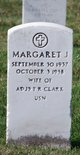 Profile photo:  Margaret Jane <I>Wadley</I> Clark