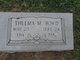 Profile photo:  Thelma M. <I>Groves</I> Bowd