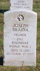 Profile photo:  Joseph Braida