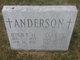 Profile photo:  Clara E. <I>Harvey</I> Anderson
