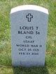 Profile photo:  Louis Thaddeus Bland, Sr