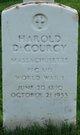 Harold DeCourcy