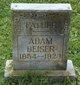 Profile photo:  Adam Beiser