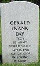 Gerald Frank Day