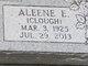 Profile photo:  Aleene E <I>Clough</I> Bradshaw