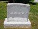 Profile photo:  Alice M <I>Dear</I> Alderton