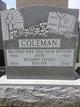 "Ann ""Annie"" <I>Cotter</I> Coleman"