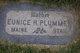 Eunice <I>Ellis</I> Plummer