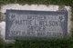 """Martha Catherine """"Mattie"""" <I>Linn</I> Snyder"""