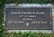 David Francis Elias