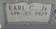 Earl Calvin Baker, Jr