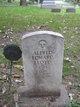 """Profile photo:  Alfred Edward """"Fred"""" Lloyd"""