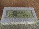 Clara D. <I>Carter</I> Banks