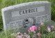 Profile photo:  A Dell <I>Dixon</I> Carroll