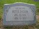 Profile photo:  Bettie Elizabeth Maxy <I>Jackson</I> Batson