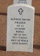 Profile photo:  Alfred David Fielder