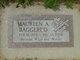 Profile photo:  Maureen A Baggerud