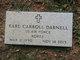 Profile photo:  Earl Carroll Darnell