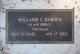 Willard Charles Brown