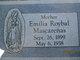 Profile photo:  Emilia <I>Roybal</I> Mascareñas