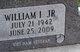 Profile photo:  William I Cross, Jr