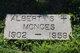 Profile photo:  Albert S. Monges