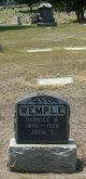 Profile photo:  Bernice W. Wemple