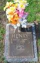 "Profile photo:  Herbert ""Tuney"" Henry"