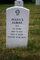 Profile photo:  Allen E Albert
