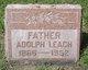 Profile photo:  Adolph G Leach