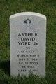 Arthur David York, Jr