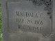 "Profile photo:  Magdala Mondura ""Magdaly"" <I>Bradley</I> Adams"